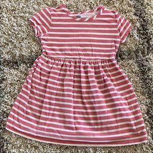 Stripes dress.
